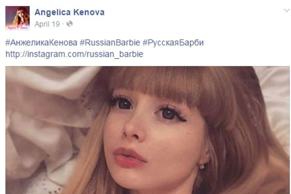 RUSKA BARBIKA: Ne smem da izađem sa muškarcem bez odobrenja roditelja!
