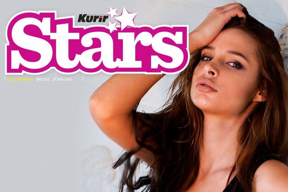 DANAS U KURIRU POKLON MAGAZIN STARS: Sve o estradi, rijaliti programima i talent takmičenjima