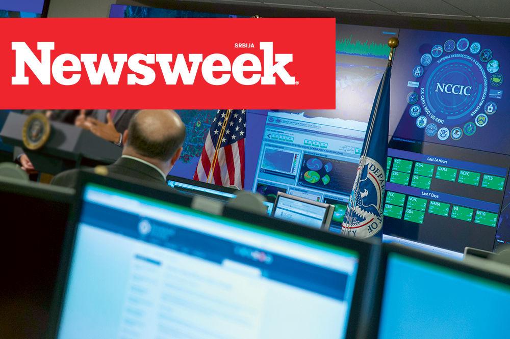 NOVI NEWSWEEK, RUSKI HAKERI NAJJAČI NA SVETU: Amerikanci strahuju od sajber moći Moskve!