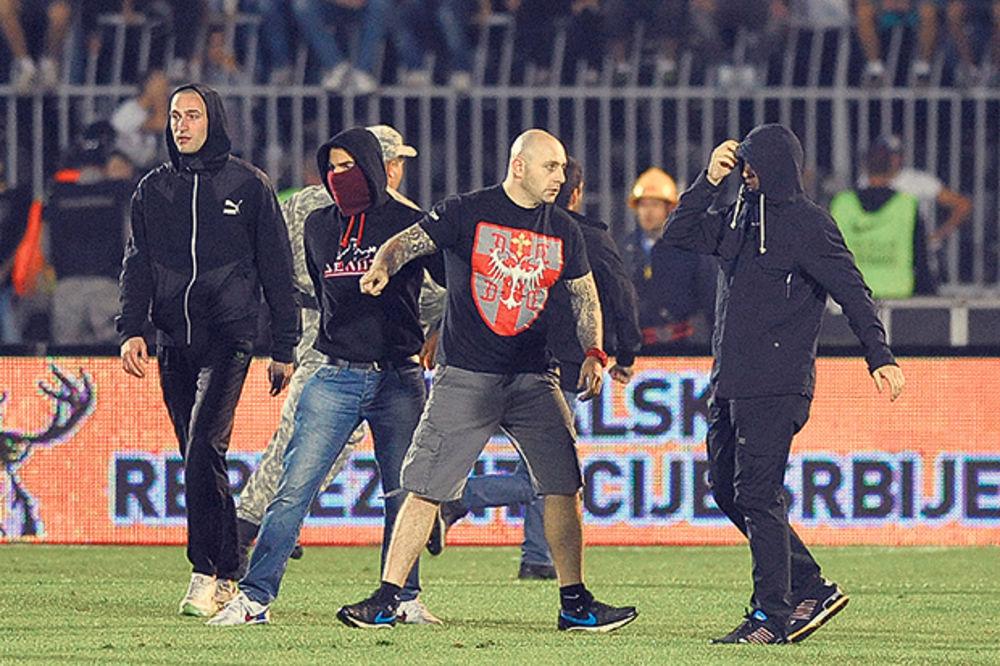 UTAKMICA SRBIJA-ALBANIJA: Odbačena krivična prijava protiv Ivana Bogdanova