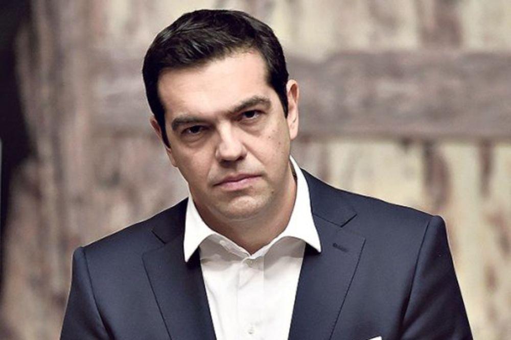 LUDAK ILI GENIJE? Cipras gura Grčku niz ekonomsku liticu, ili manipuliše EU da dobije šta želi!