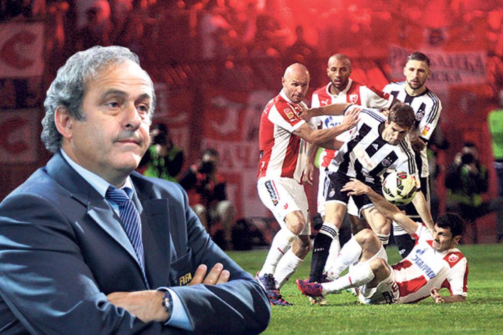 ISTRAGA: Agenti UEFA u Srbiji ruše fudbalsku mafiju