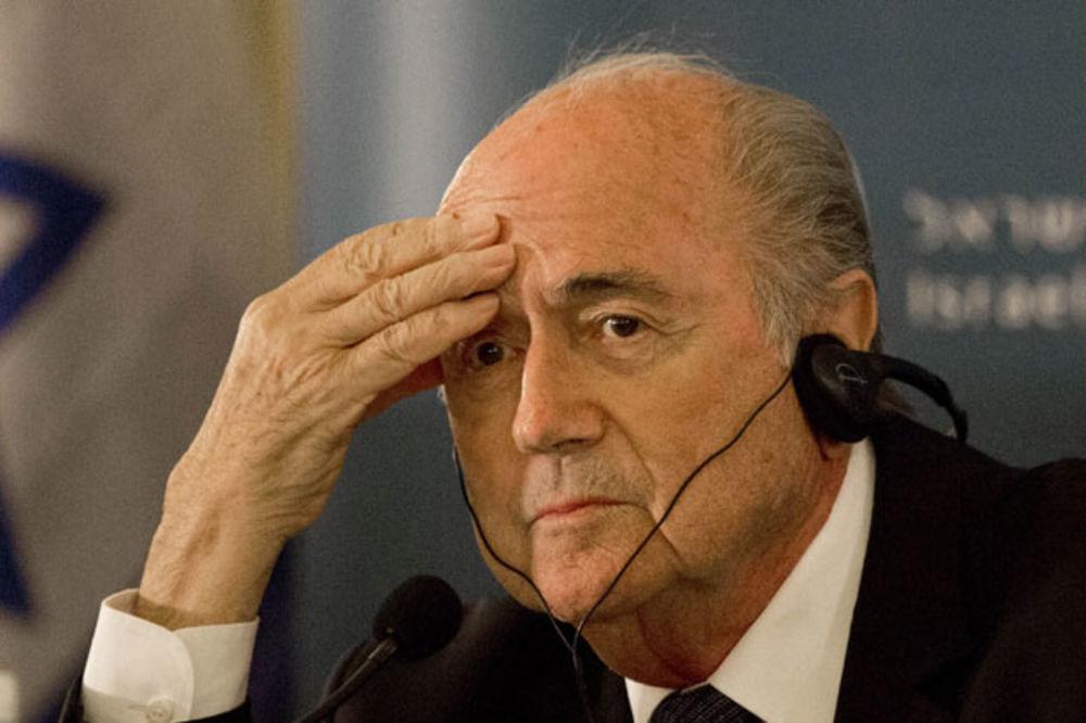 BLOG UŽIVO: FIFA izbori: Blater ili princ Husein