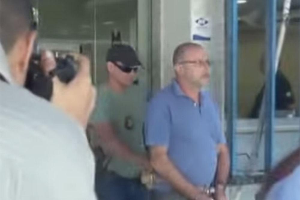 (VIDEO) NI ŽENA MU NIJE ZNALA PRAVI IDENTITET: Italijanski mafijaš uhapšen posle 30 godina bežanja