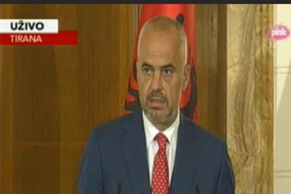 ISPLATIO MU SE DRON: Koalicija Edija Rame pobednik na lokalnim izborima u Albaniji