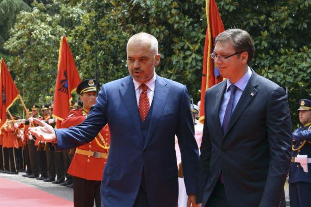 O VUČIĆU U ALBANIJI: Istorijska poseta i velika prilika