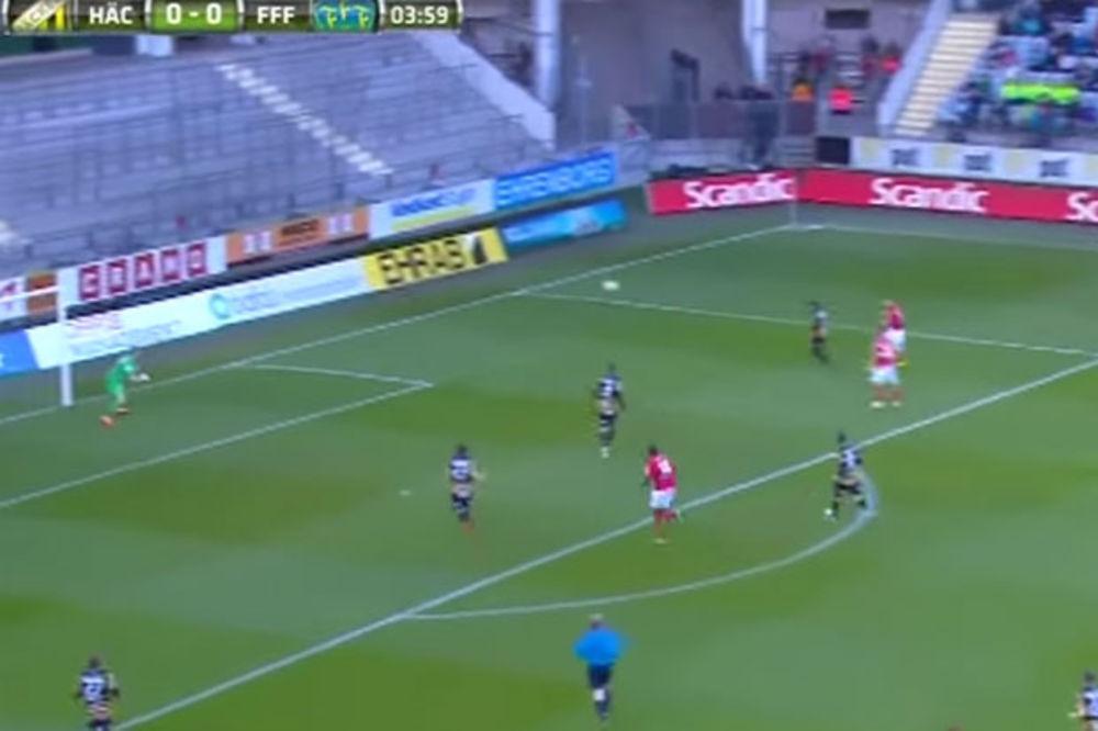 (VIDEO) KAO VAN BASTEN: Šveđanin kopirao jedan od najboljih golova svih vremena