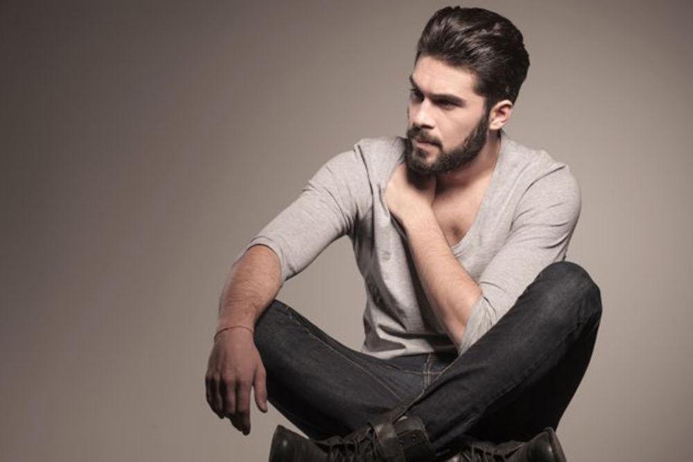 Men's Health, brada, muškarac, foto shutter