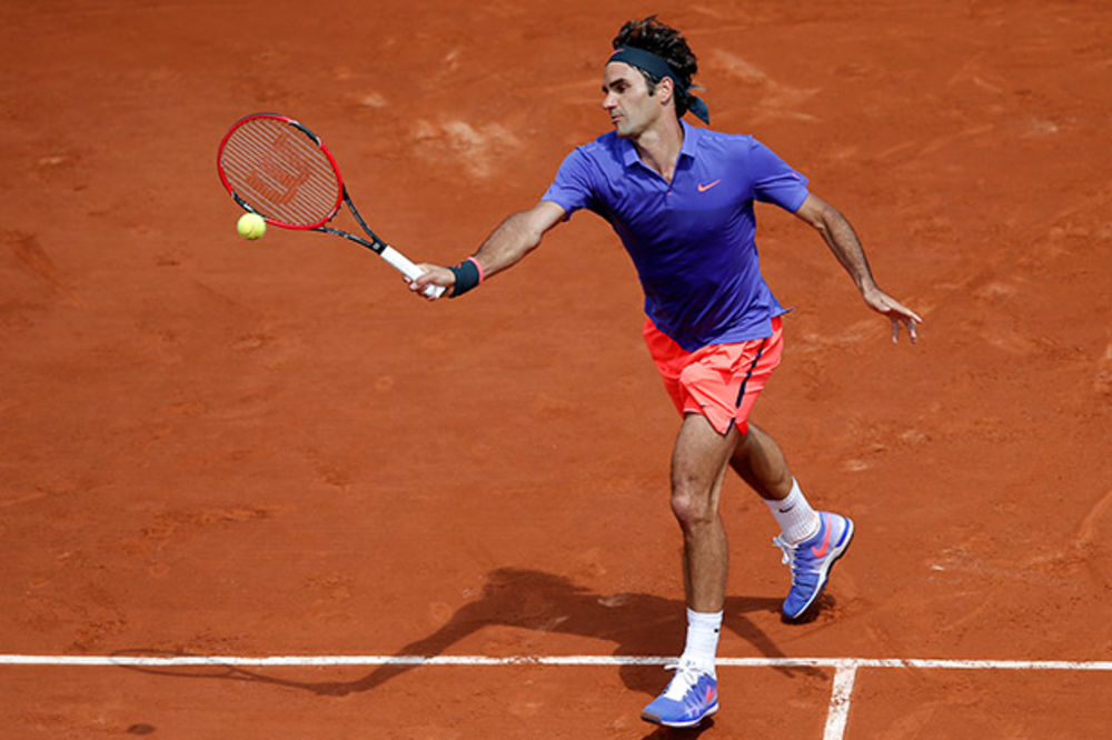 (VIDEO) OPSOVAO SEBE: Ovako besnog Federera niste videli
