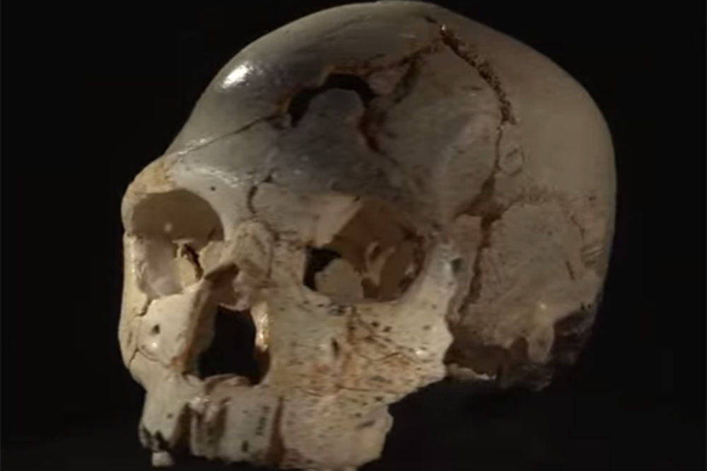 (FOTO I VIDEO) ZLOČIN NE ZASTAREVA: Ovo je najstarija žrtva ubistva na svetu