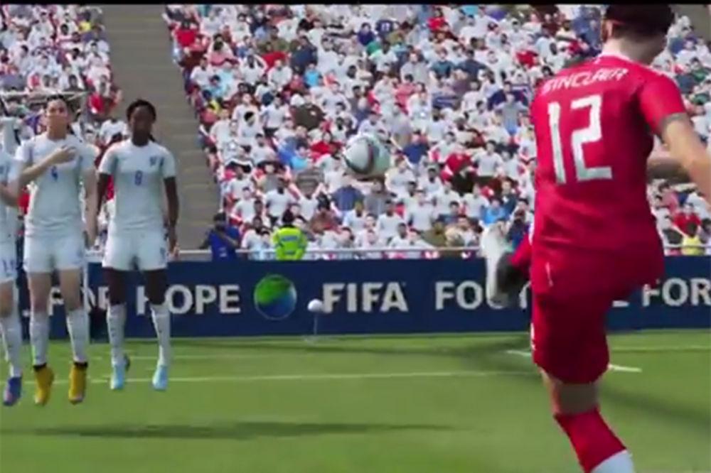 (VIDEO) PRAVI IZAZOV ZA LJUBITELJE IGRICA: FIFA16 sa opcijama kakve do sada niste videli