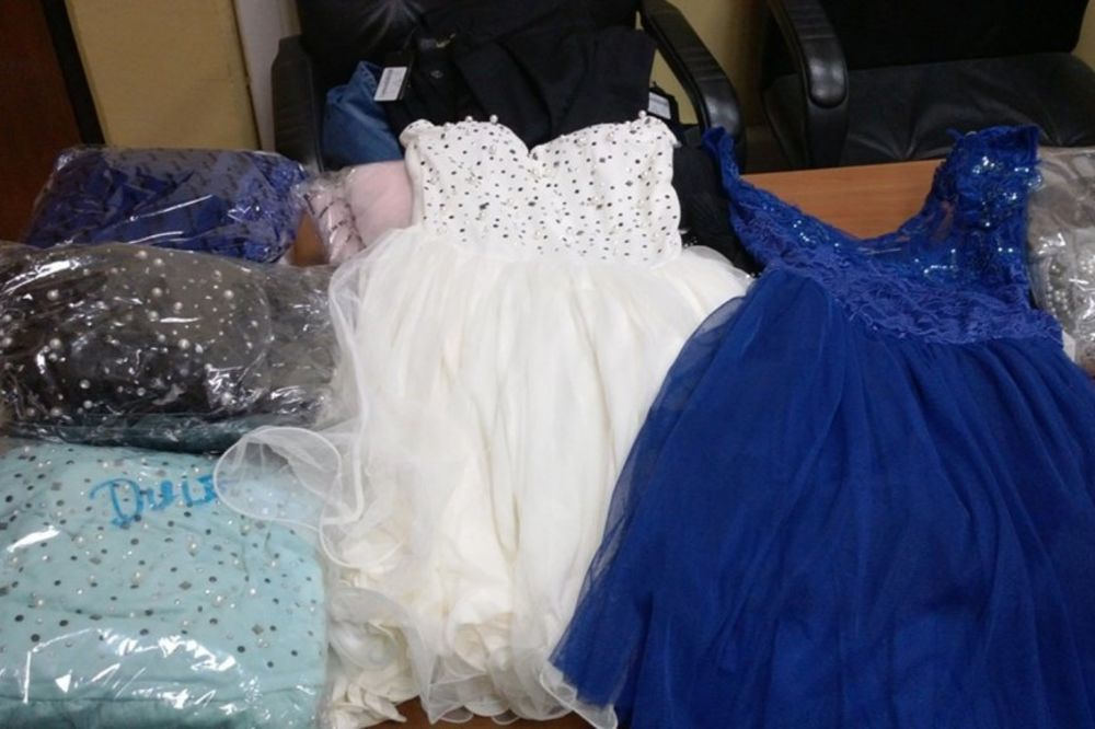 PIROT: Zaplenjena garderoba i rezervni delovi za bušilice