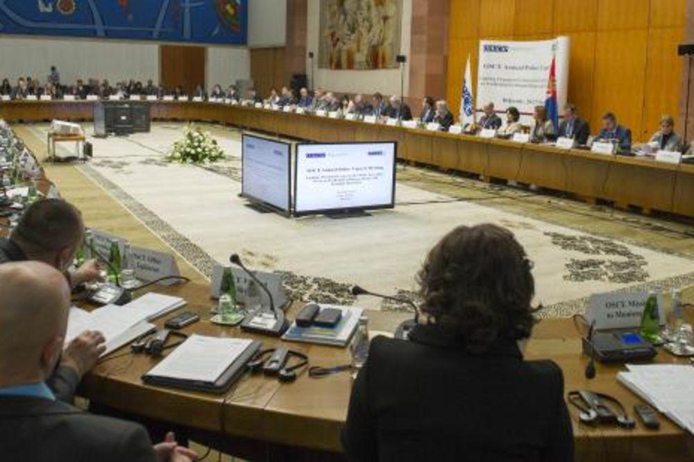 POLICIJSKI EKSPERTI U BG: Srbija protiv krijumčara ilegalnih imigranata