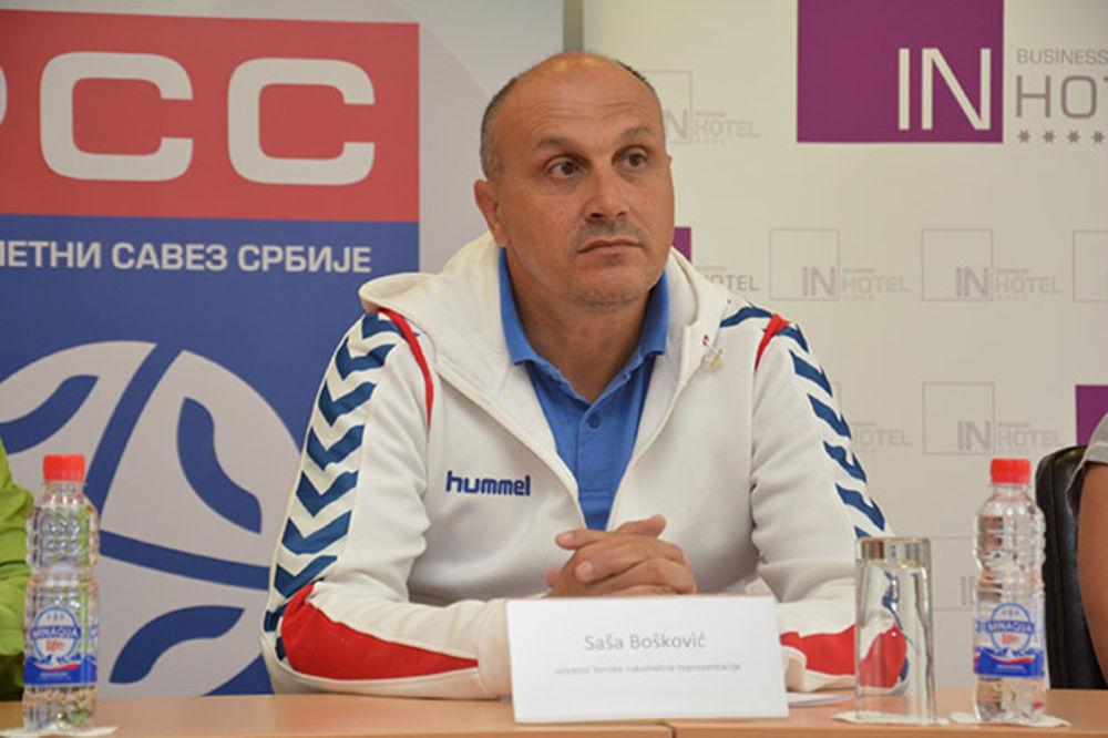 Saša Bošković pred Rumuniju: Neka proradi inat kod autsajdera