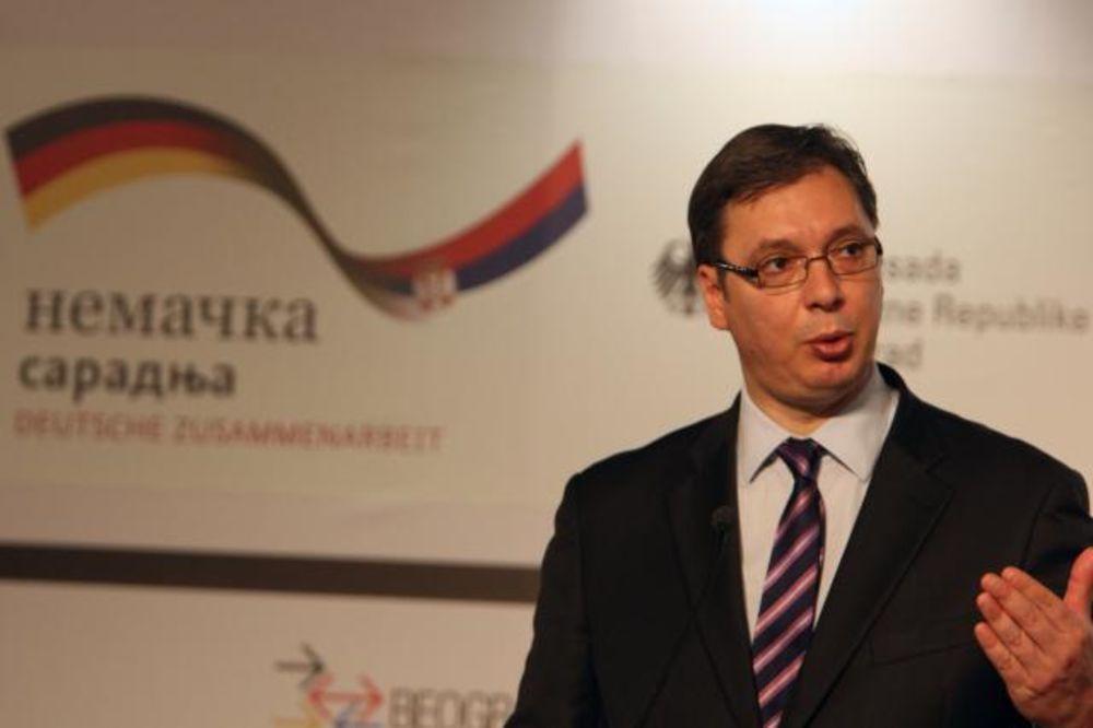 VUČIĆ OTVORIO SKUP BEOGRADSKIH DIJALOGA: Nemačka ključni privredni partner Srbije