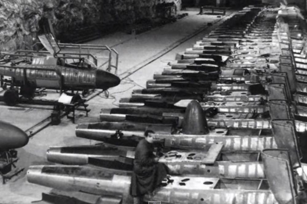 10 TAJNIH HITLEROVIH SUPERORUŽJA: Pravo je čudo da nacisti nisu dobili rat!