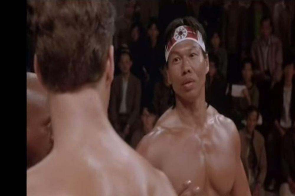 (VIDEO) KRVAVI SPORT: Glavni filmski negativac iz 80-ih ima sina, a on je još opasniji!