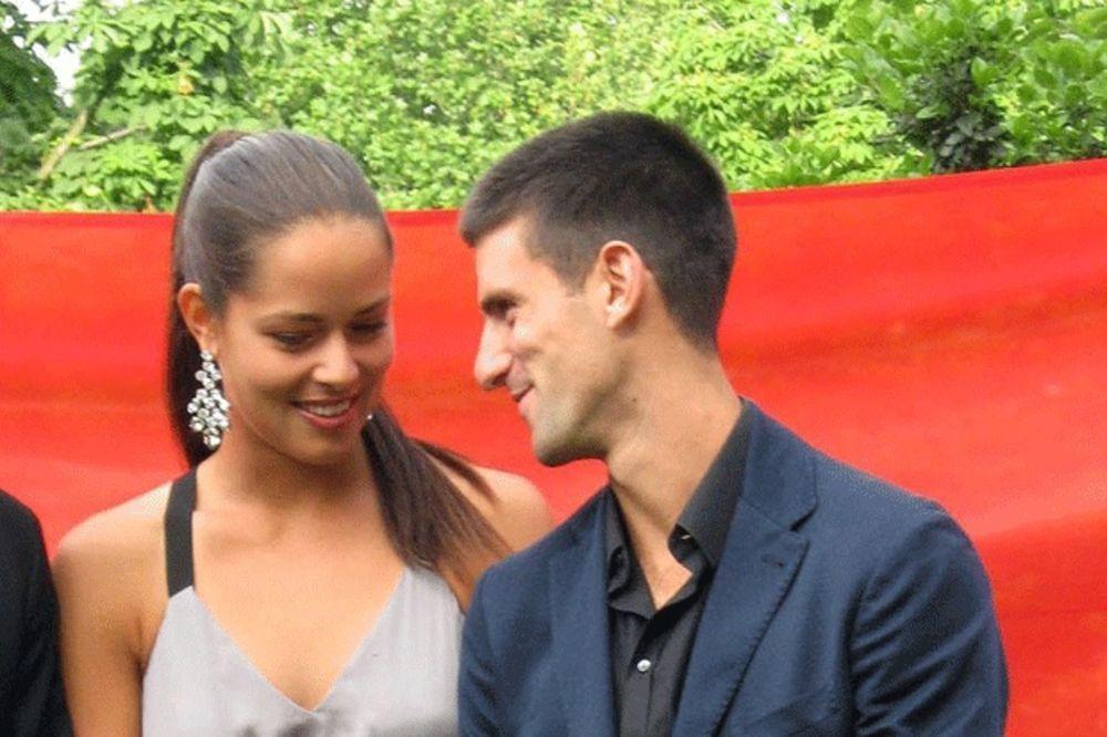 UPOZNAO SRPSKOG ZETA: Pročitajte šta je Đoković rekao o Aninoj vezi sa Švajnijem