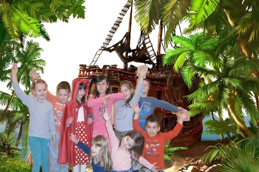 PROBLEM KRALJA ZEMLJE BAJKOVIJE: Dečija predstava u Domu kulture Studentski grad