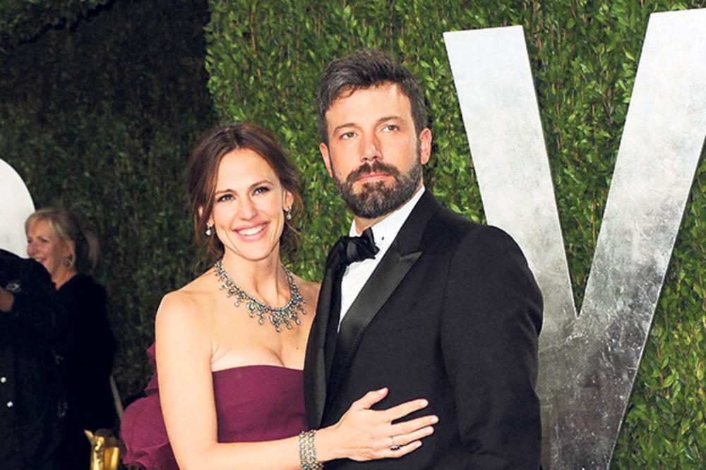 Razvode se Ben Aflek i Dženifer Garner!