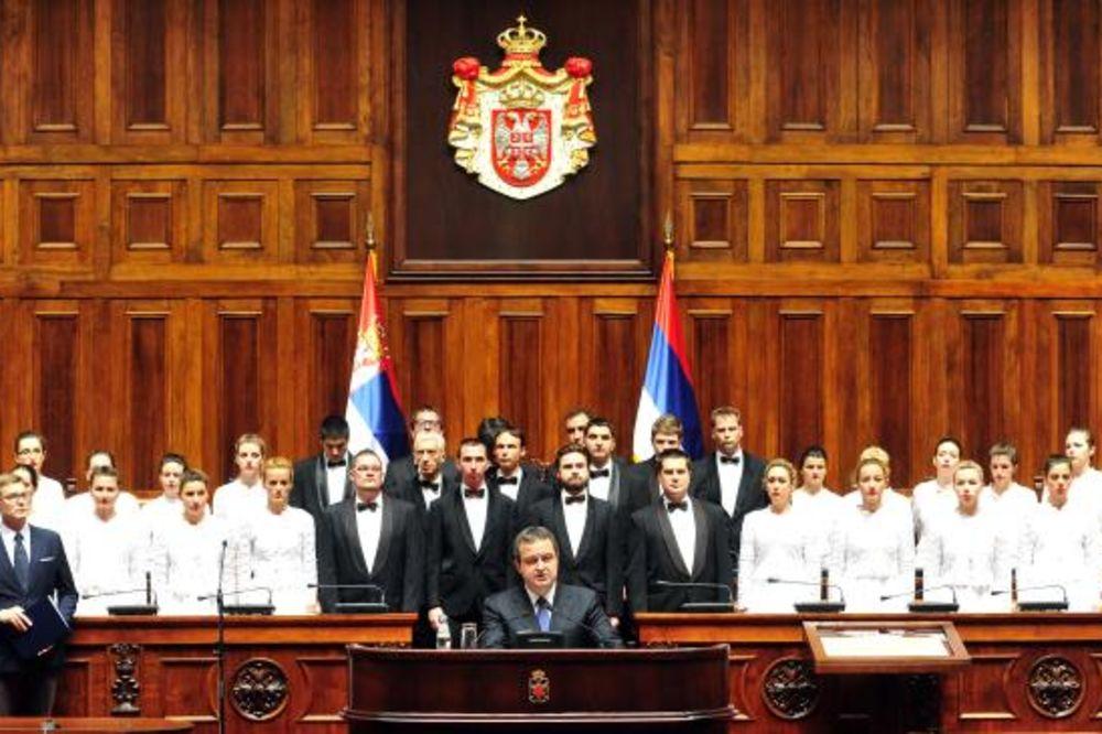 DANAS JE DAN SRPSKE DIPLOMATIJE Dačić: Budućnost Srbije je u EU