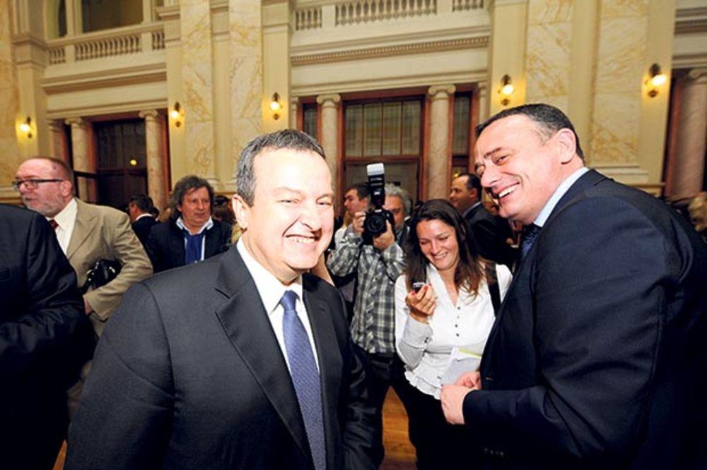 Dačić ugostio diplomatski kor