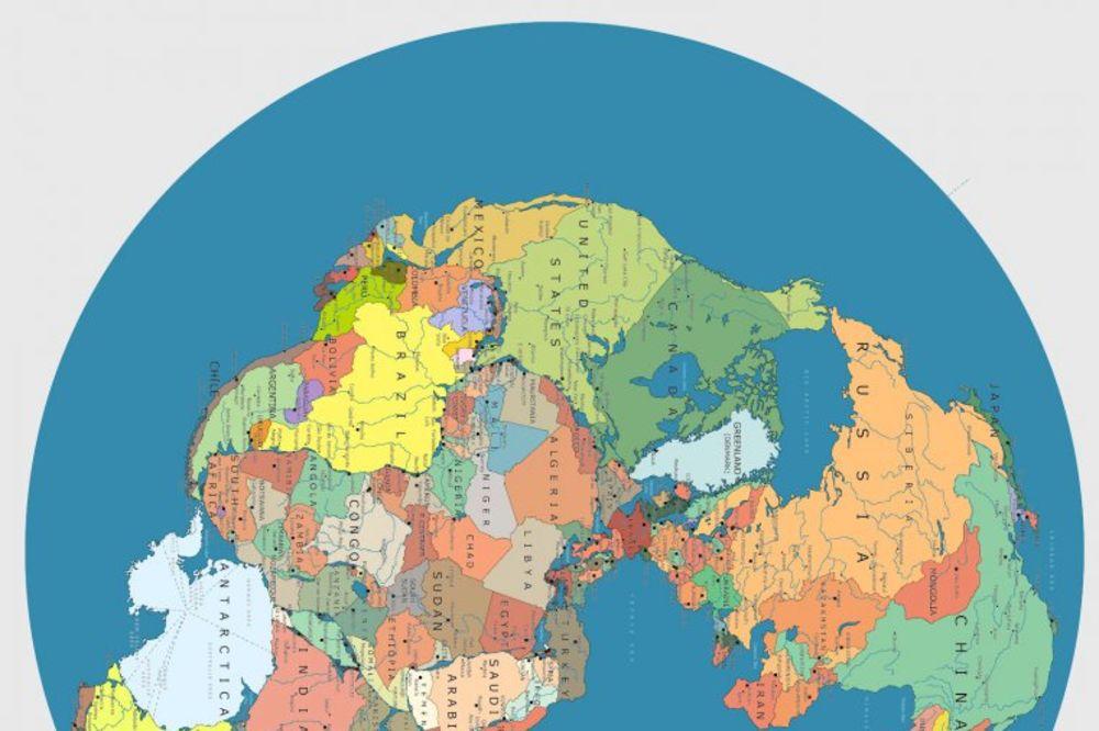 SRBIJA JE CENTAR SVETA: Ovo je bilo najjače mesto na Superkontinentu, a onda je sve pošlo naopako!