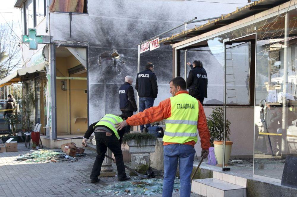 ZATRESLA SE TIRANA: Eksplozija TNT u petospratnici zbog svađe oko vlasništva