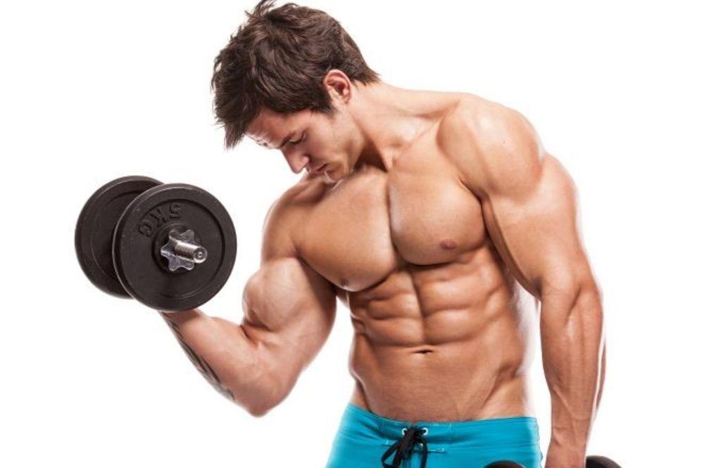 GAS DO DASKE: Vežbe koje će vaše trbušnjake i bicepse pretvoriti u kamen!