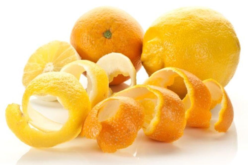 Napravite prirodno sredstvo za čišćenje od kore voća - Kurir