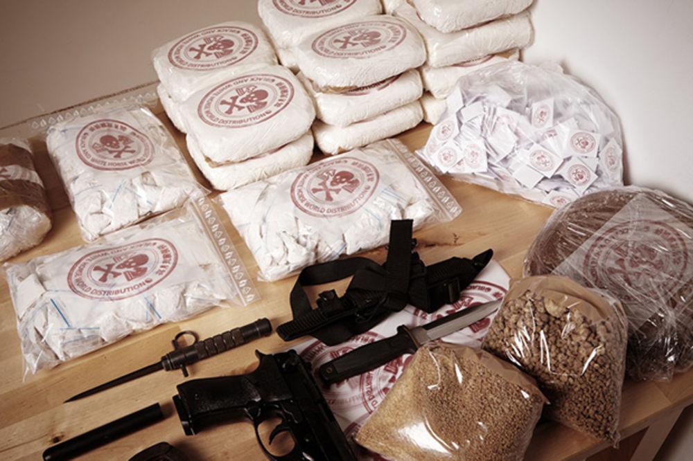 KRAGUJEVČANIN UHAPŠEN U BEOGRADU: U vozilu mu pronašli 100 grama heroina