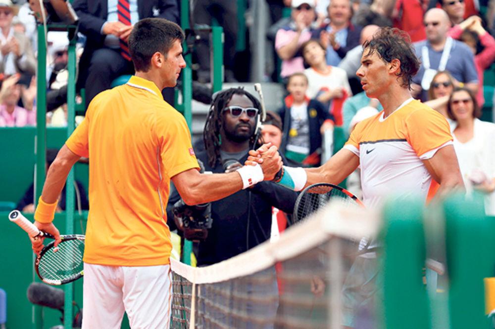 NE PLAŠE IH BOMBE U BANGKOKU: Đoković i Nadal igraju egzibiciju na Tajlandu 2. oktobra