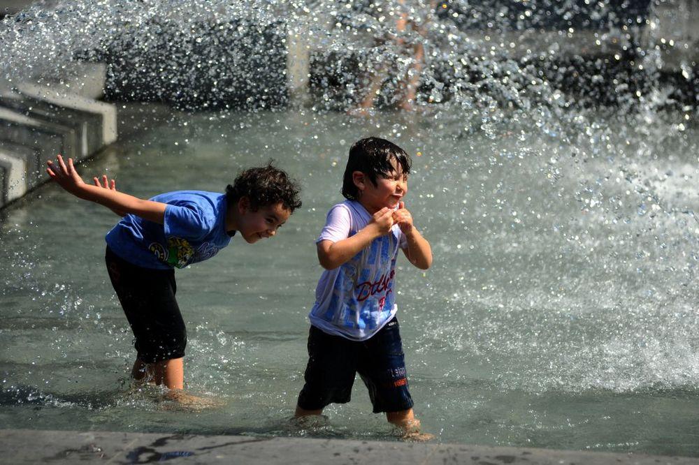 NE ČINI VAM SE: Danas je najtopliji 1. septembar od 1950. godine