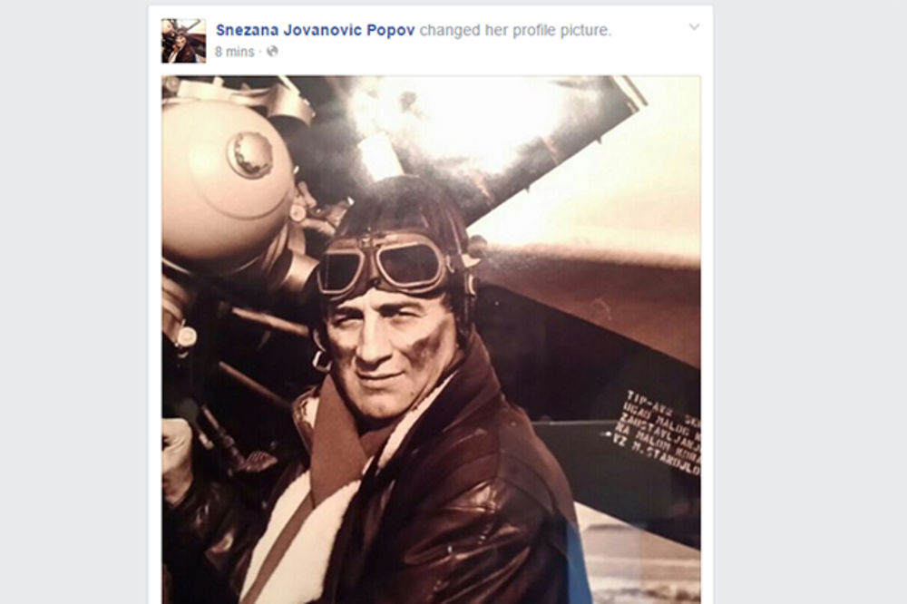Stevan Popov iz mlađih dana  Foto: FB snezana jovanovic popov