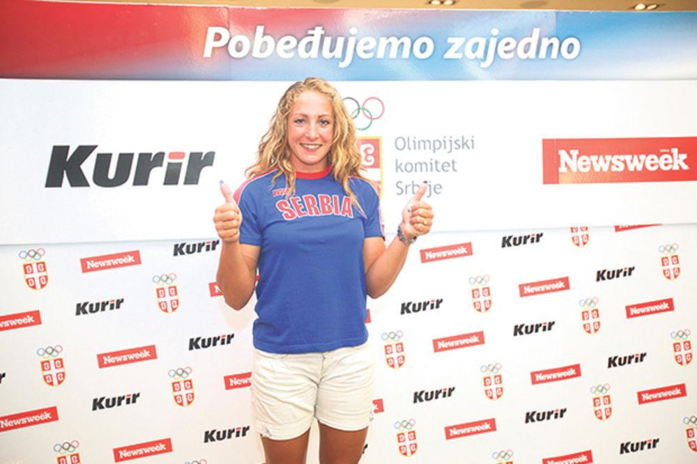 NIKOLINA MOLDOVAN: Kompetentni smo za medalje na OI