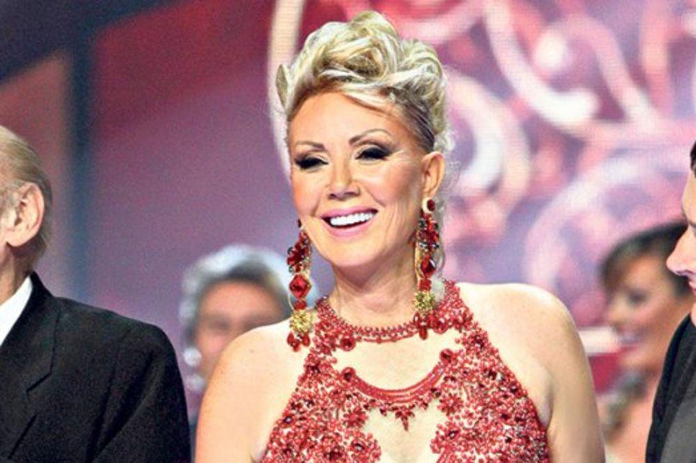(VIDEO) MAGIČNA NOĆ U BRISELU: Lepa Brena oduševila spektakularnim koncertom
