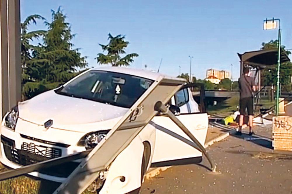 KARAMBOL NA AUTOKOMANDI: Videla sam automobil koji je pokosio majku i dečaka na stanici!