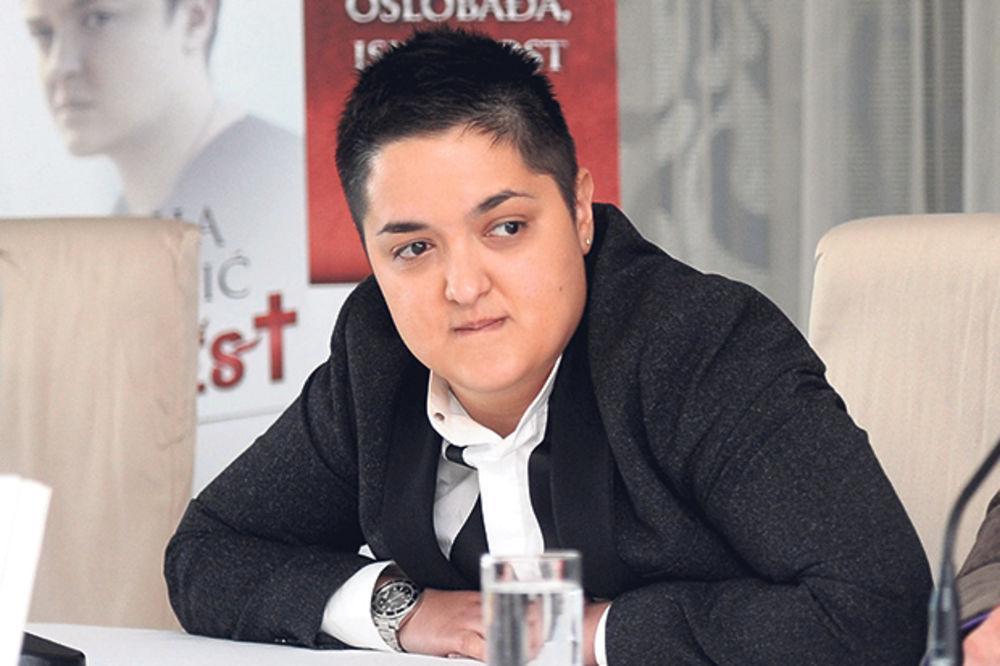 Marija Šerifović u Narodnom pozorištu: Ne želim da budem deo lavine