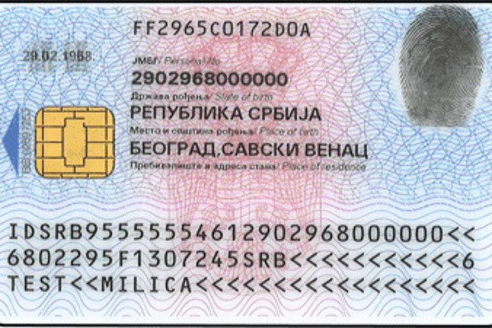 NARODE, JOŠ SAMO 3 MESECA ZA ZAMENU: 5.000 dinara kazne ako nemate NOVU LIČNU KARTU!