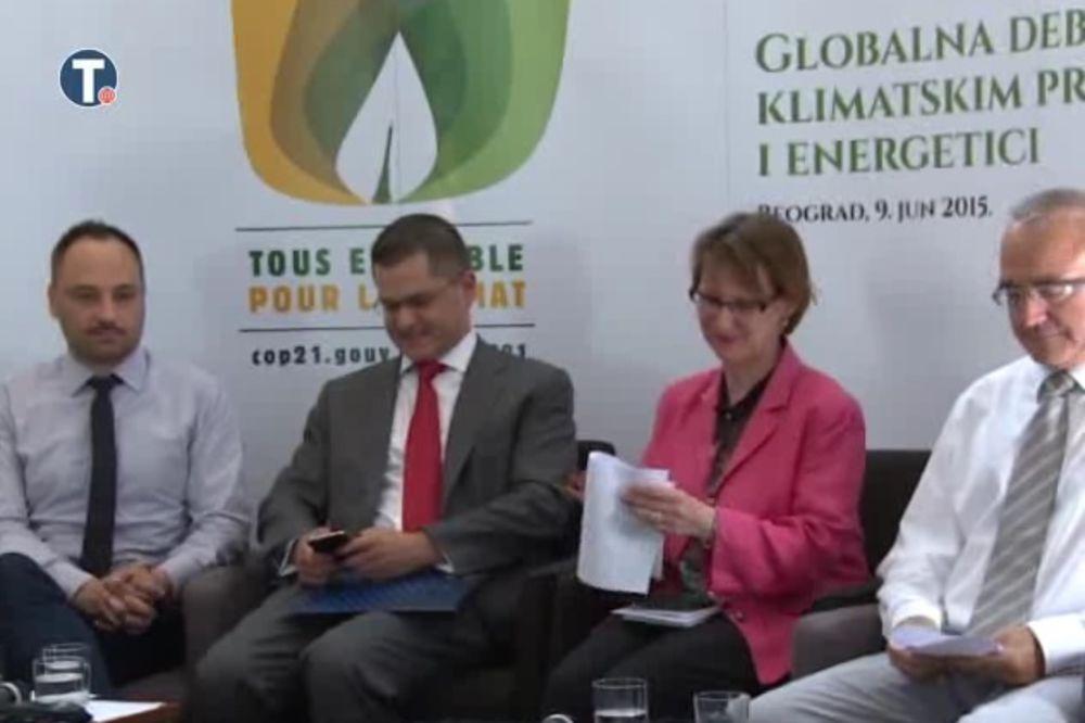 Ključni momenat za dogovor o borbi protiv klimatskih promena