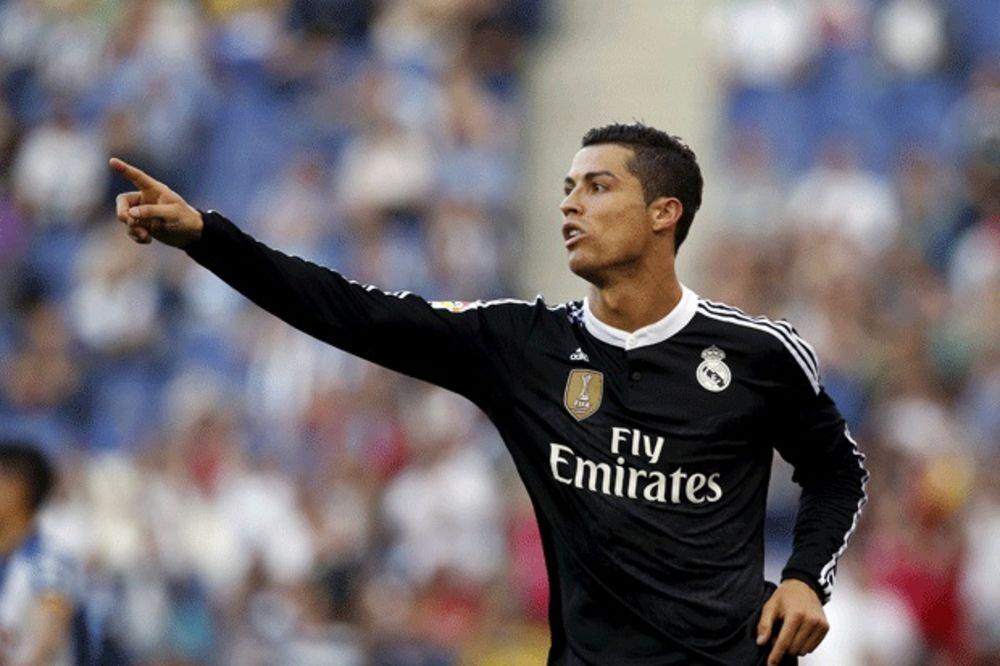 (FOTO) STIŽE RONALDO: Konačno ćemo saznati šta najbolji fudbaler sveta misli o Mesiju