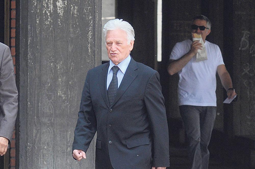ODLOŽENO SUĐENJE MOMČILU PERIŠIĆU ZA ŠPIJUNAŽU: Čeka se odluka o izdvajanju nezakontih dokaza