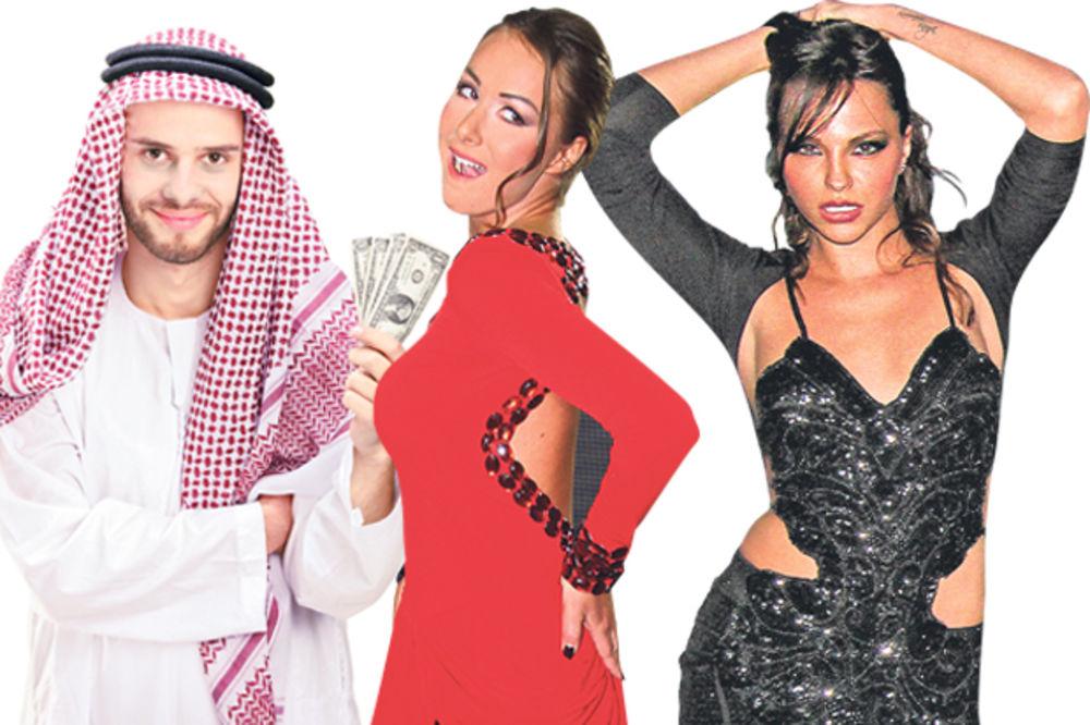 Senada Nurkić, Maca Diskrecija, Ružica Veljković, Dubai, šeik, foto Thinkstock,