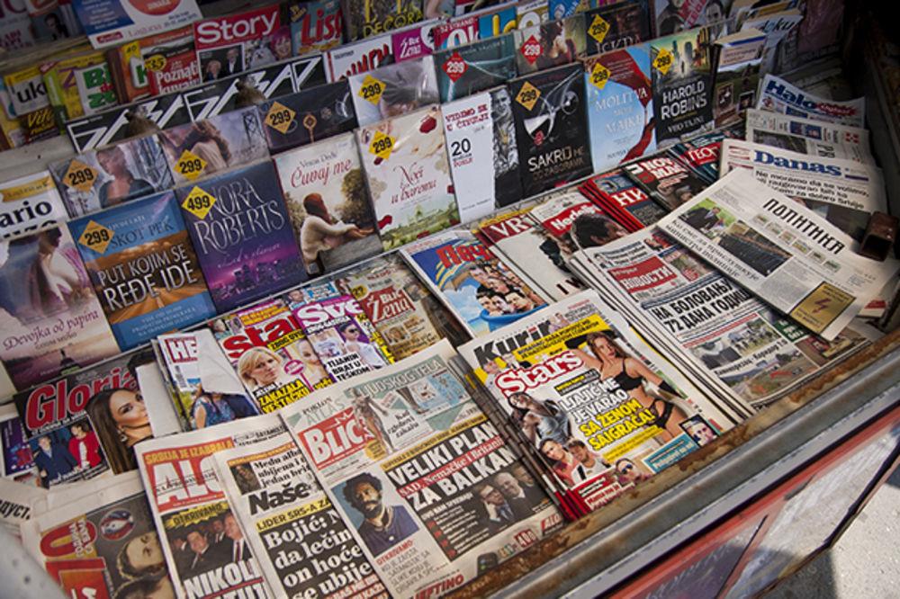 ZBOG STANJA U MEDIJIMA: Evropska federacija novinara šalje međunarodnu misiju u Srbiju!