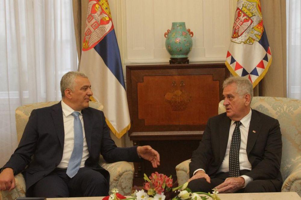 PREDLOG: Tomislav Nikolić za počasnog građanina Berana