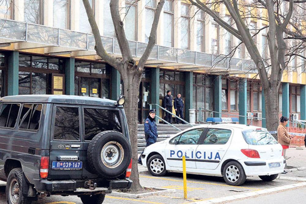Albancu 20 godina zatvora za pokušaj ubistva policajca