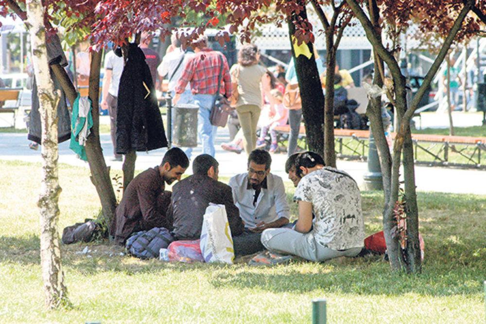 UNOSAN BIZNIS: Krivične prijave protiv pet osoba zbog krijumčarenja Sirijaca