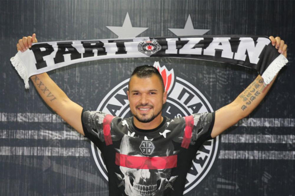 PRVENAC BUGARINA: Božinov sa penala doneo pobedu Partizanu protiv Rudara