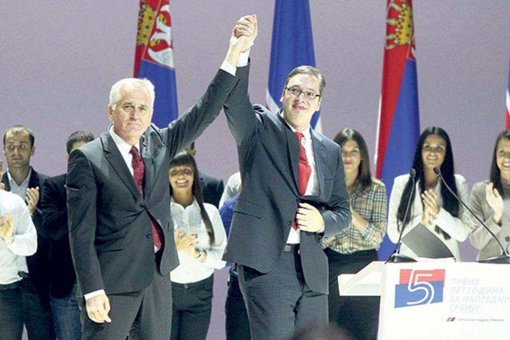NIKOLIĆ FORMIRA SVOJU STRANKU: Predsednik Srbije cepa naprednjake!