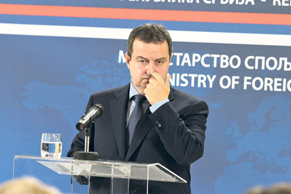 Dačić: Simicu predložio Vuk Jeremić!
